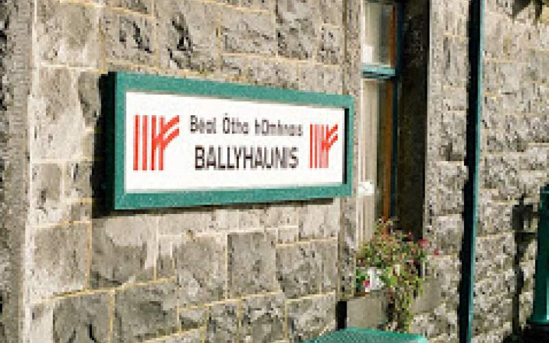 Ballyhaunis Co. Mayo - Irish Rail