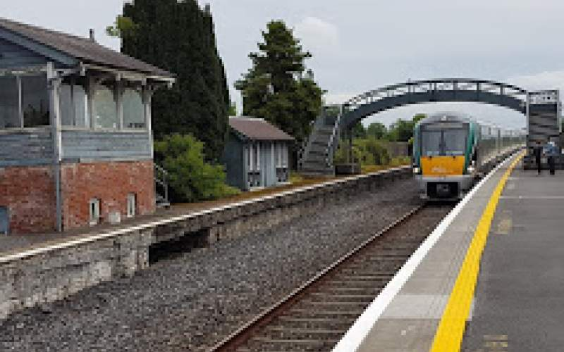 Carrick on Shannon Co Leitrim - Irish Rail