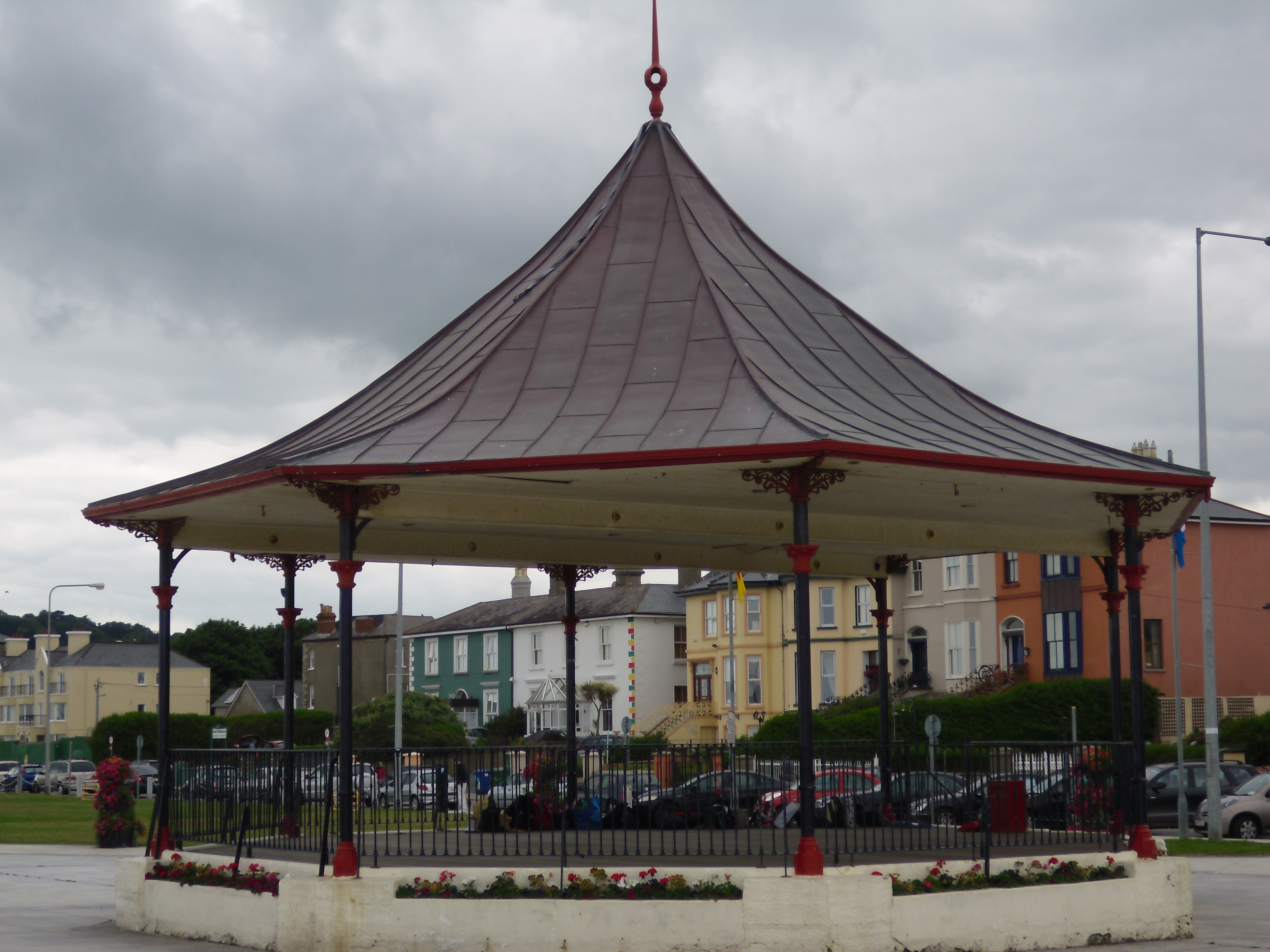 Bray Bandstand