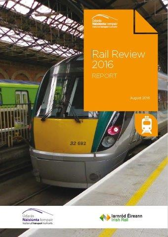 Rail Review cover